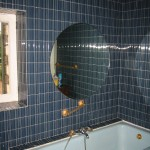 Original art deco bathroom